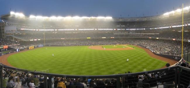 For two nights in August, all seemed right with the Yankees. (Photo courtesy of Kwong Yee Cheng via Flickr).