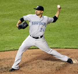 Former ace Ricky Romero is coming to camp as a non-roster invitee for the first time.