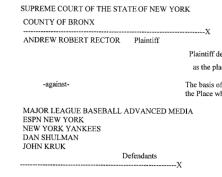 Rector Lawsuit 2