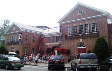 Baseball Hall of Fame (Courtesy of Wikipedia).