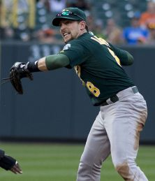 Jed Lowrie (photo courtesy of Wikipedia)